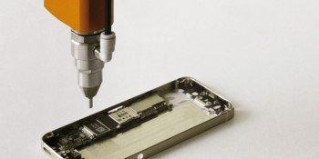 Delikatne i precyzyjne śrubokręty z wbudowanymi czujnikami
