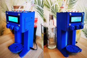 Robot do nalewania drinków