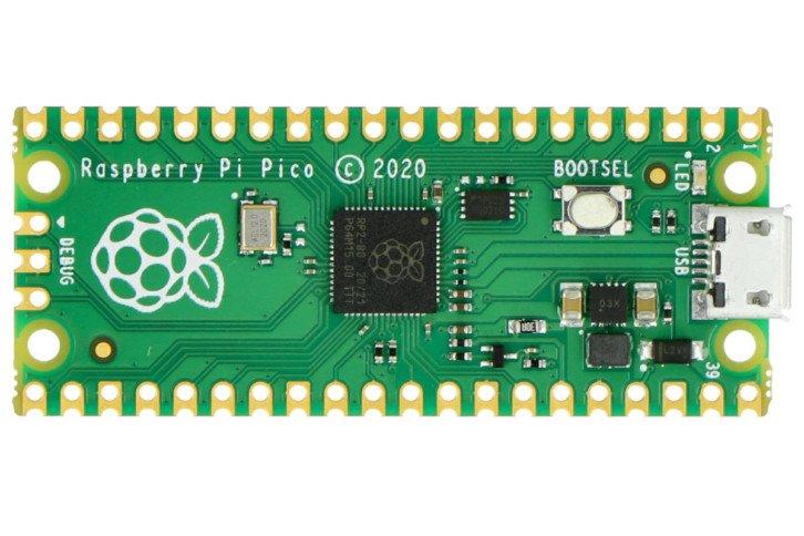Nowe Raspberry Pi Pico