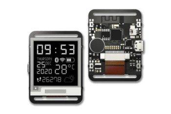 Watchy – smartwatch z e-ink i ESP32, który zastąpi Pebble?