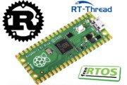 Rust, RT-Thread i FreeRTOS od teraz na Raspberry Pi Pico