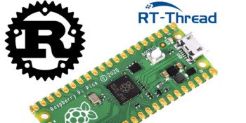 Rust, RT-Thread i FreeRTOS od teraz na Raspberry Pi Pico