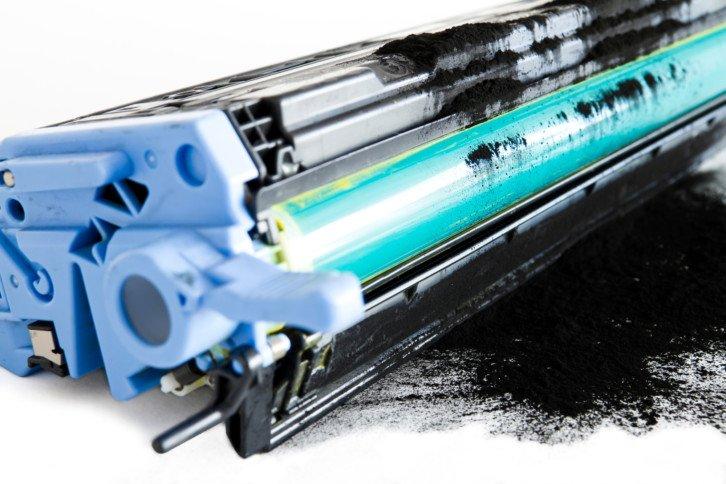 Wydruki z drukarki laserowej powstają głównie dzięki światłoczułemu bębnowi