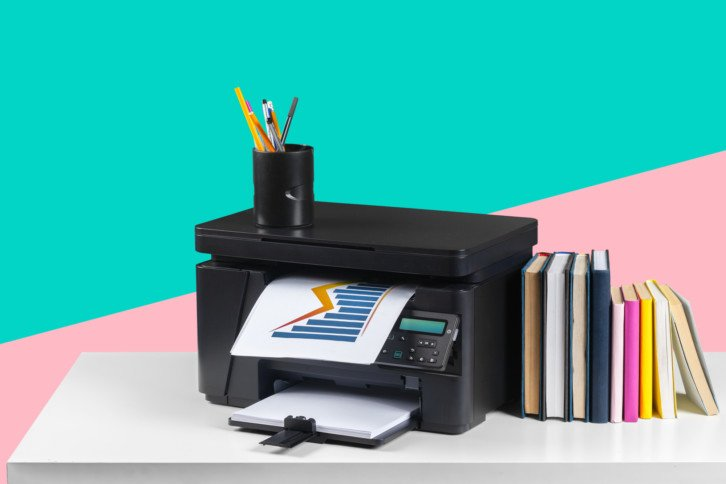 Nowoczesne drukarki nie potrzebują już nawet komputera, żeby poradzić sobie z wydrukiem