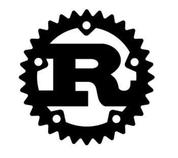 Logotyp projektu Rust