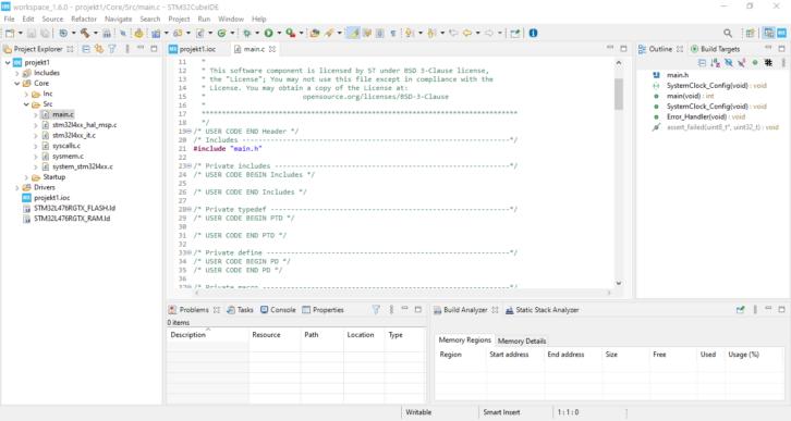 Plik z głównym kodem naszego programu