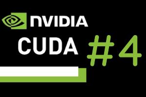 Programowanie równoległe w języku CUDA C – #4