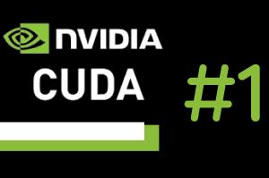 Programowanie równoległe w języku CUDA C – #1