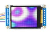 Kurs STM32L4 – #11 – kolorowy wyświetlacz TFT (SPI)
