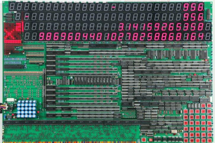 Niezwykły kalkulator DIY, dzięki któremu ustanowiono oficjalny rekord Polski